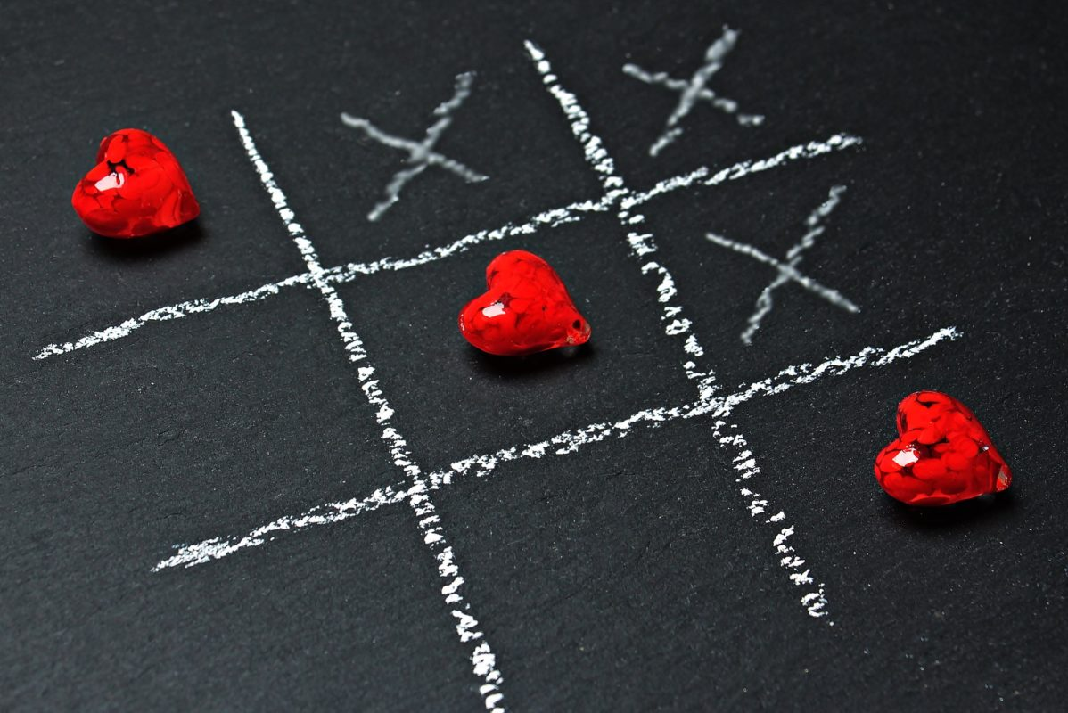 Triqui de corazones
