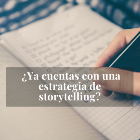 Estrategia storytelling